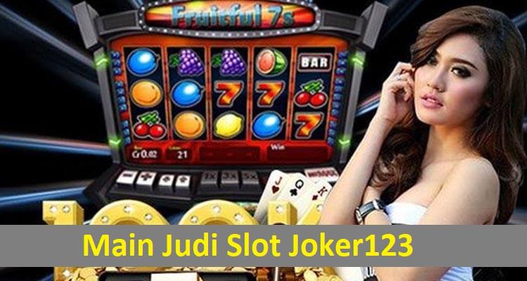 Main Judi Slot Joker123