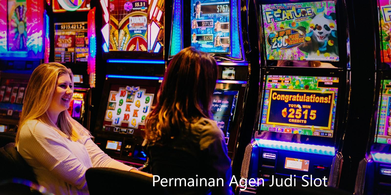 Permainan Agen Judi Slot